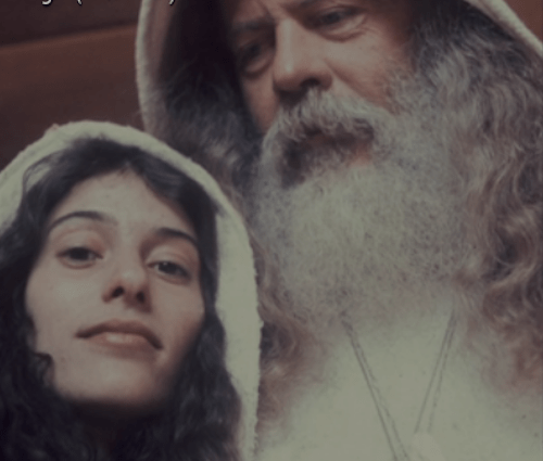 Robin and Father Yod photo by Laura Garon