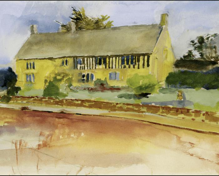 Farmhouse 2004, by Sad Barrett