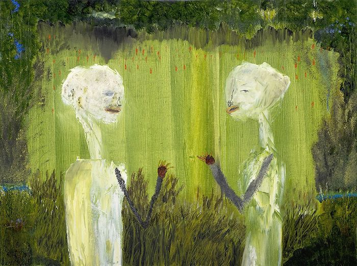 You Have The Right To The Pursuit Of Happiness. Good Luck With That. By John Lurie