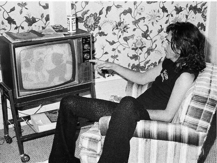 Alice Cooper, photo by Paul Zone.