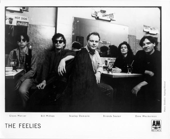 The Feelies promo photo by Gunyap Winter