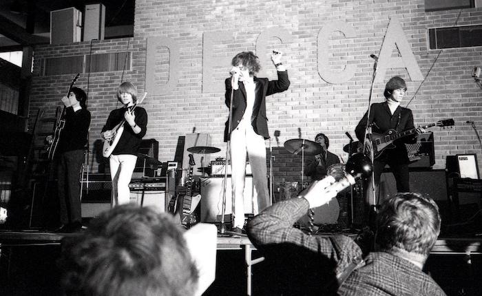 Rolling Stones concert in Sweden 1965