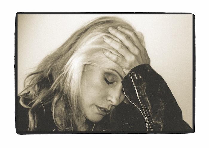 Debbie Harry by BP Fallon