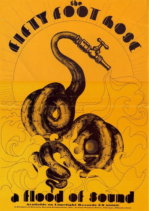 Fifty Foot Hose promotional poster