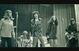 Li'l Willie G and Lydia Amesqua with God's Children 1970