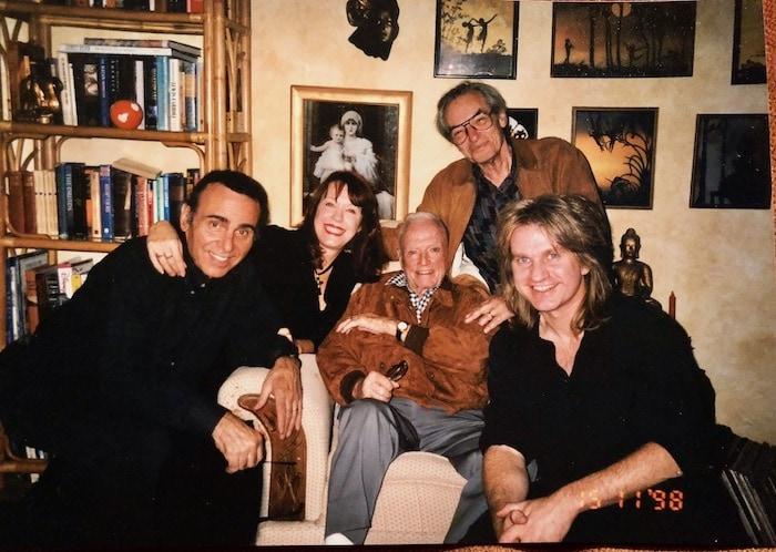 Frank Mazzola, Pamela Des Barres,Dick Clayton, Leonard Rosenman, and Kip Brown