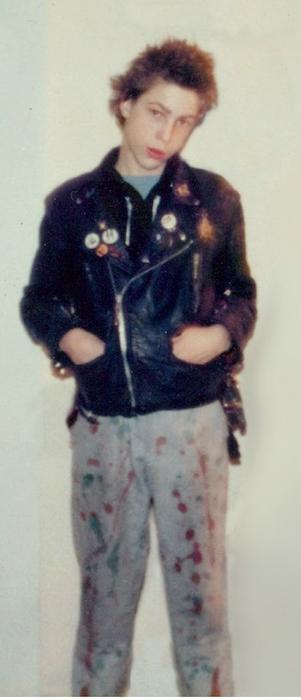 Toby Mott Pimlico, circa 1977