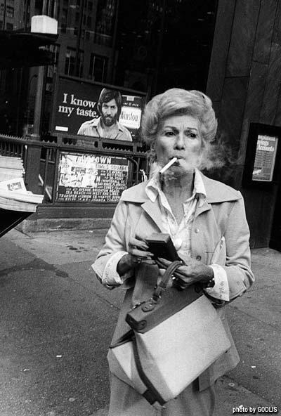 NYC, 1976 - By Godlis