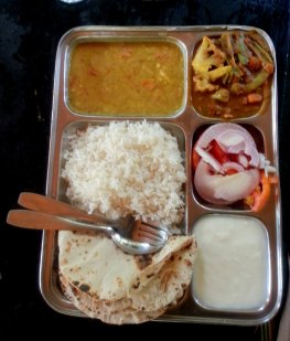 Thali, I'm obsessed with it