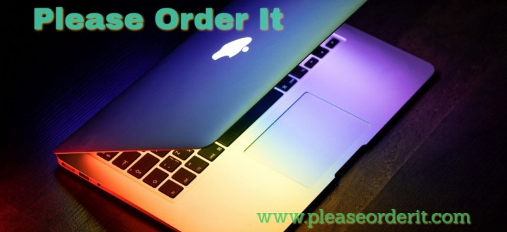 Please Order It