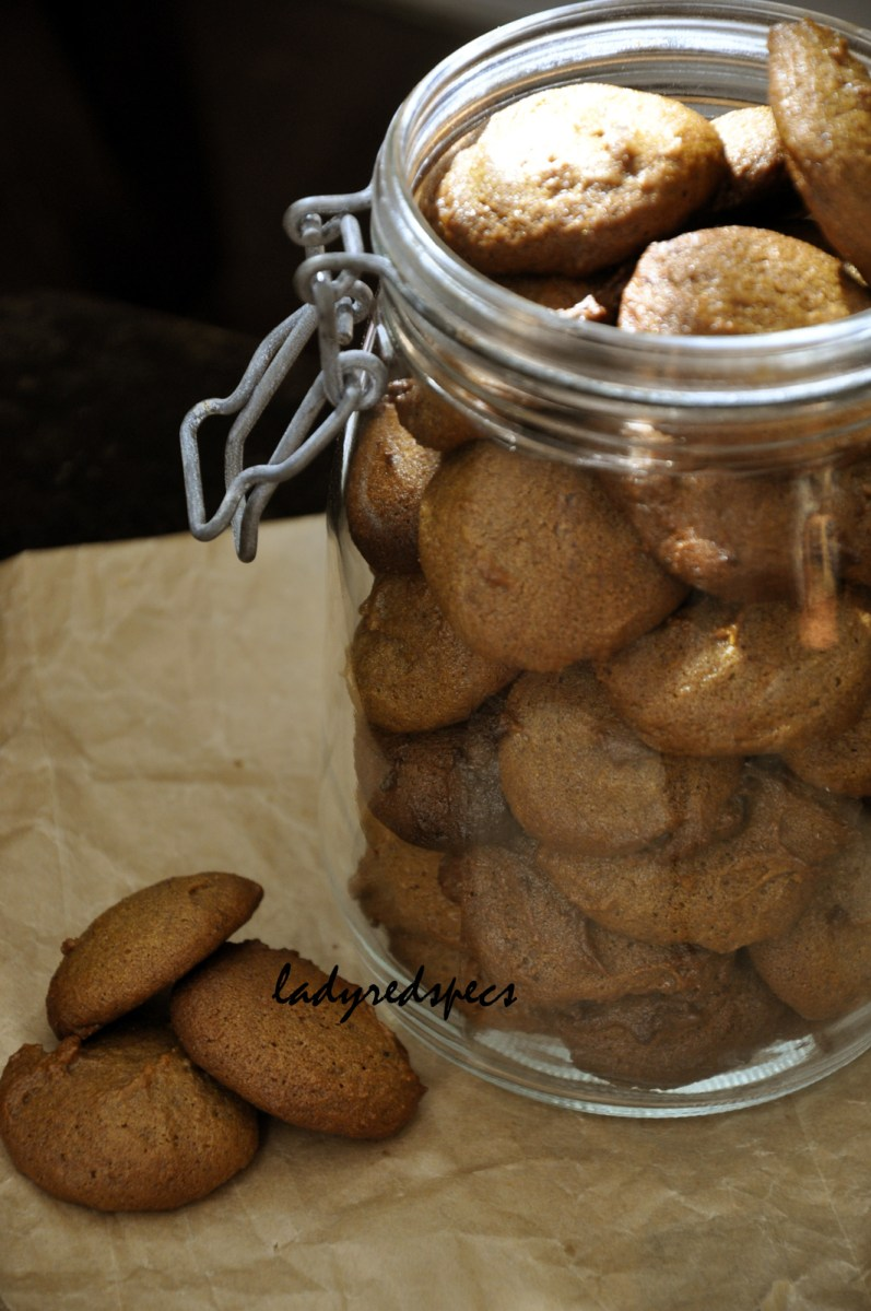 Old Fashioned Ginger Nuts  Please Pass the Recipe