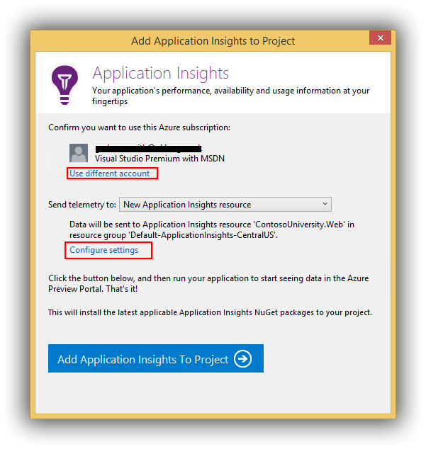 visual-studio-add-application-insights-to-project-confirm-settings