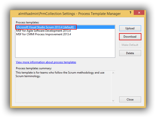 visual-studio-process-template-manager