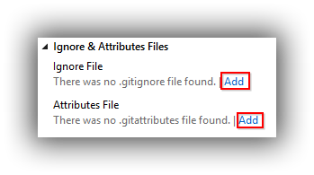 visual-studio-ignore-and-attributes-files