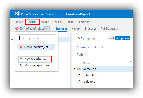 vsts-create-new-git-repo
