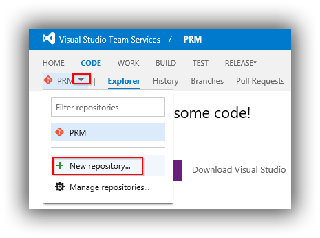 vsts-create-new-repository
