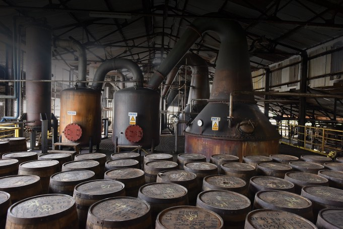 Hampden Estate Distillerie