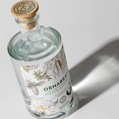 Ornabrak Single Malt Gin Bouteille