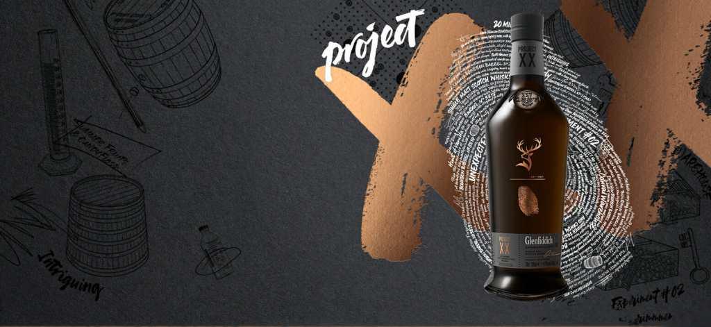 Projet XX Glenfiddich