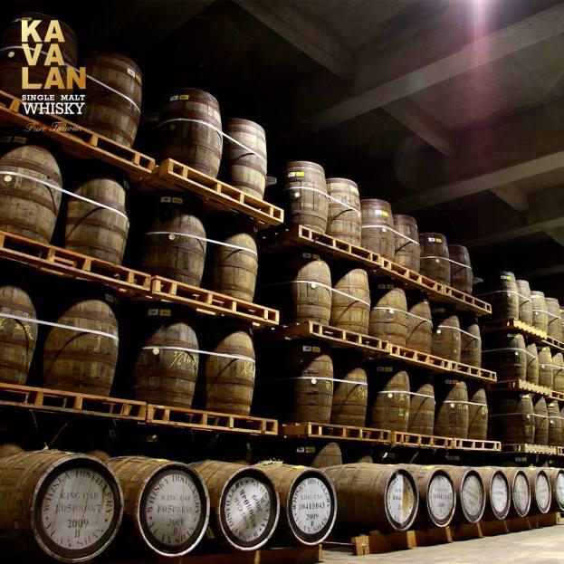 Kavalan Distillerie