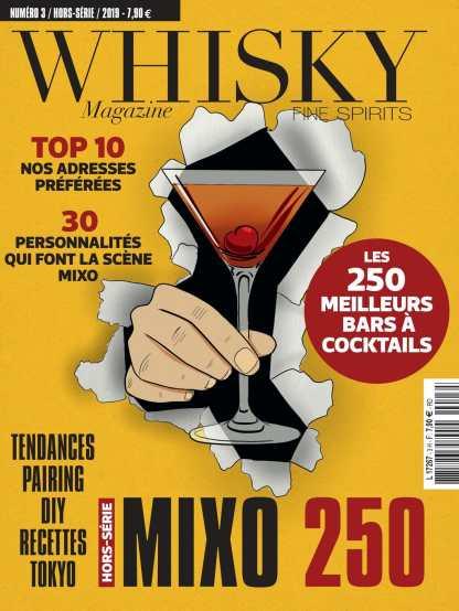 Mixo 250, le guide ultime des bars à cocktails