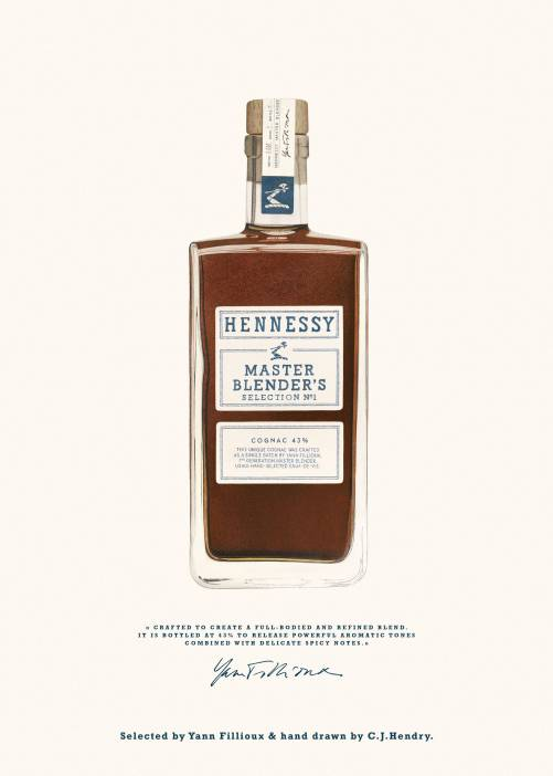 Hennessy Master Blender's Selection num 1
