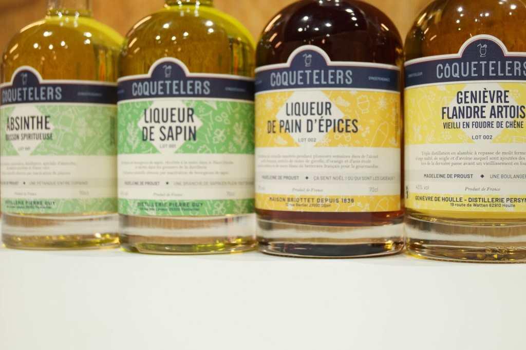 Côquetelers liqueur