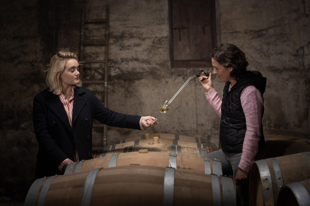 Marie-Pierre Lacoste Duchesne, vigneronne & Alexia Duchêne, cheffe
