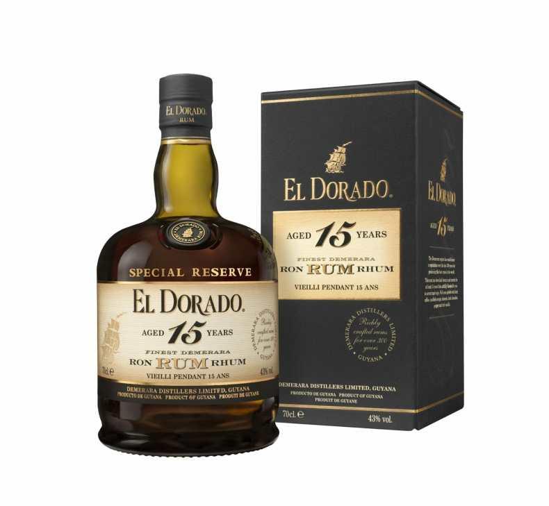 El Dorado 15 ans rhum
