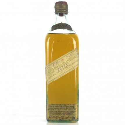 Old Highland Whisky Johnnie Walker