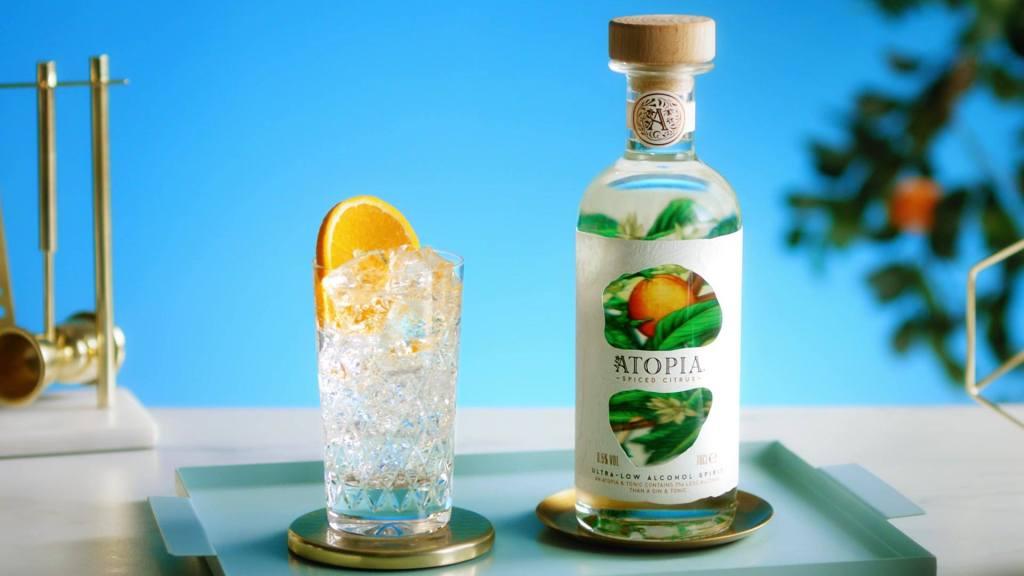 Atopia sans alcool