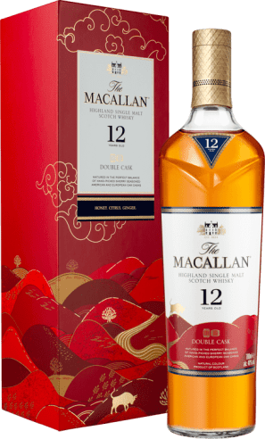 The Macallan double cask nouvel an chinois