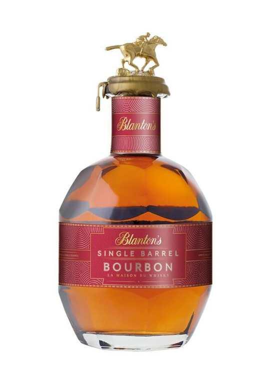Blanton's single barrel 453
