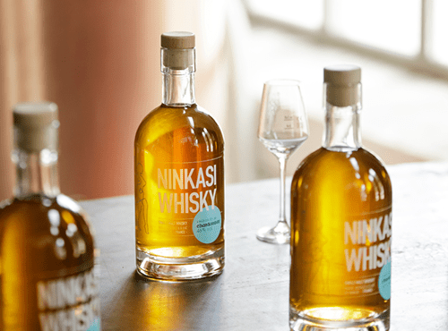 Ninkasi whisky chardonnay