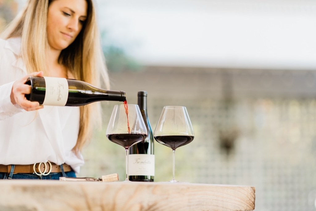 Young Women Winemakers Offer A Unique Perspective