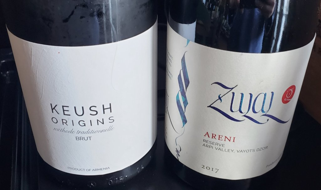 Please The Palate Pick of the Week: Ginifest Armenian Wine Festival