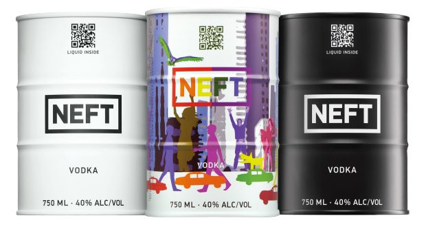 The Drought Is Over: Welcome NEFT Vodka