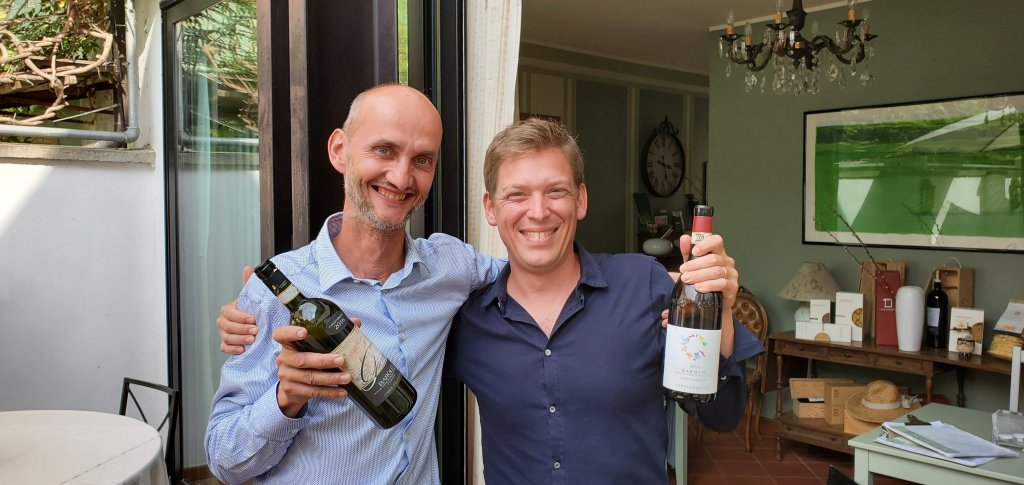 Please The Palate Pick of the Week: Dining with Italian Winemakers