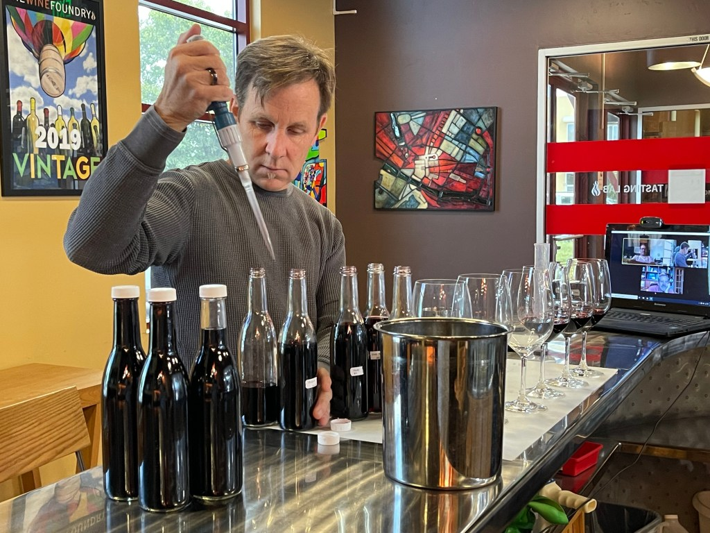 The Wine Foundry: 'Bite-sized' winemaking at a dual purpose Napa winery