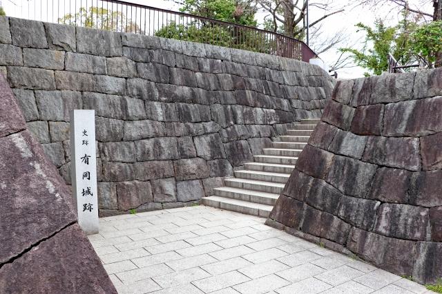 有岡城の写真
