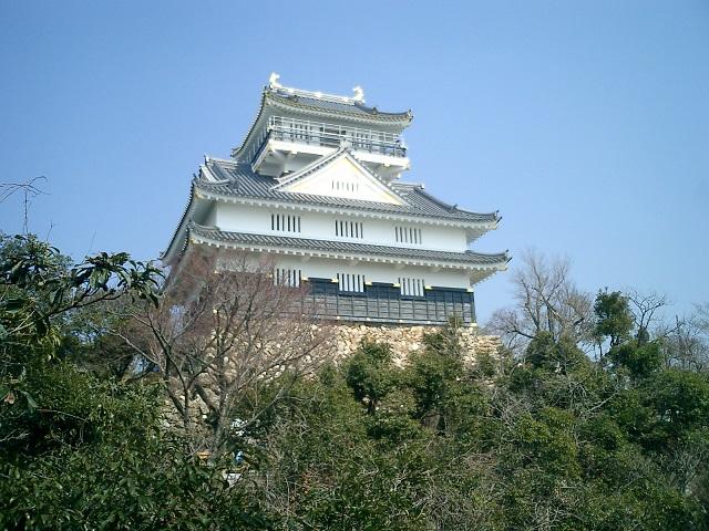 稲葉山城の写真
