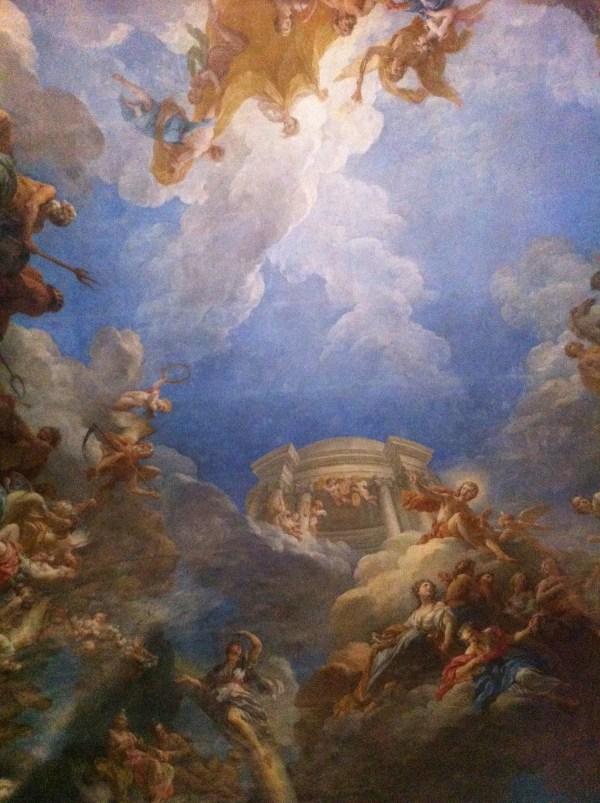 Greek Mythology God Painting