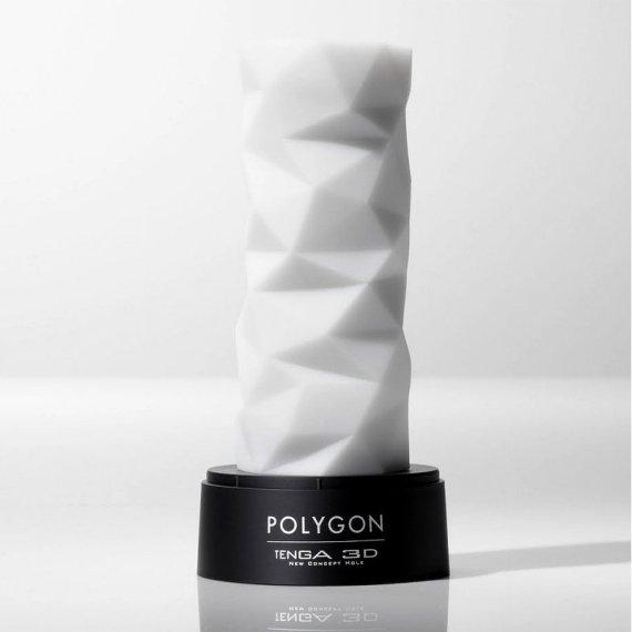 Tenga 3D Polygon masturbation sleeve