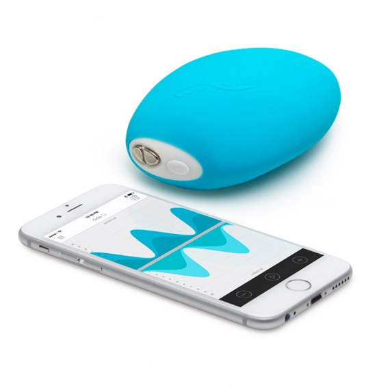 We-Vibe Wish pebble vibrator and the We-Connect App