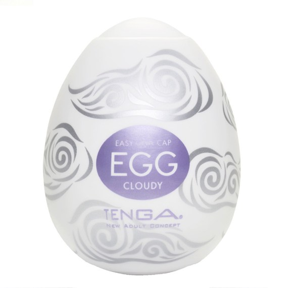 Tenga Egg Cloudy masturbation sleeve