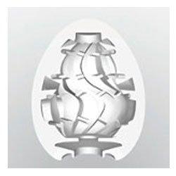 Tenga Egg Twister masturbation sleeve twisting internal surface