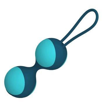 Blue Jopen Key Stella II Kegal Balls