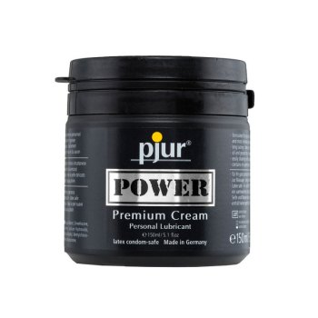 Pjur Power cream extra-thick hybrid lube