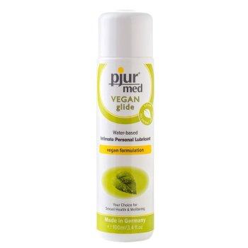 Pjur Med Vegan Glide water based lube