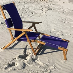 Beach Chairs With Footrest Ivory Desk Chair Oak W